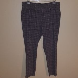 Charter club stretchy trousers